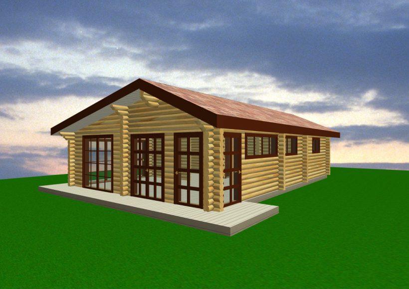 Konvesta – Rąstinių namų gamyba, statyba ir įrengimas gamina gyvenamuosius rąstinius namus, pirtis, poilsio ir sodo namelius, pavėsines.  |  Asserbo