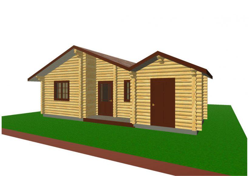 Konvesta – Rąstinių namų gamyba, statyba ir įrengimas gamina gyvenamuosius rąstinius namus, pirtis, poilsio ir sodo namelius, pavėsines.     Drissi