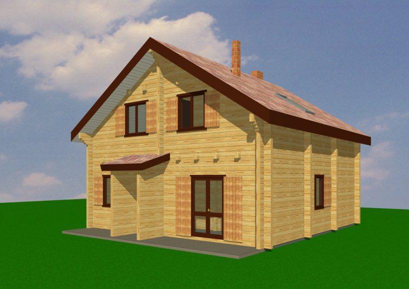 Konvesta – Rąstinių namų gamyba, statyba ir įrengimas gamina gyvenamuosius rąstinius namus, pirtis, poilsio ir sodo namelius, pavėsines.  |  Mazoer