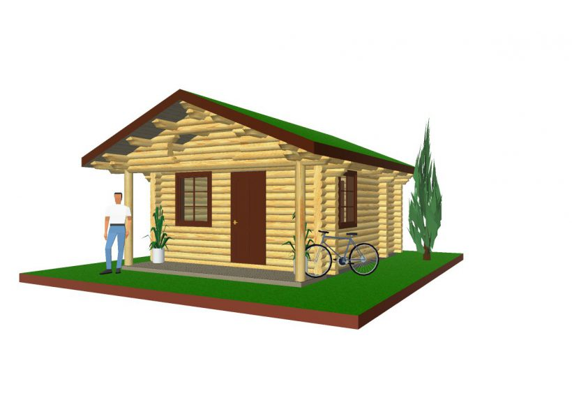 Konvesta – Rąstinių namų gamyba, statyba ir įrengimas gamina gyvenamuosius rąstinius namus, pirtis, poilsio ir sodo namelius, pavėsines.  |  Olandija 28Kv.m