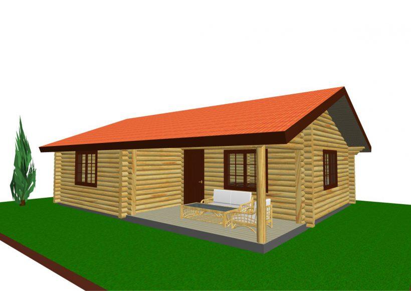 Konvesta – Rąstinių namų gamyba, statyba ir įrengimas gamina gyvenamuosius rąstinius namus, pirtis, poilsio ir sodo namelius, pavėsines.  |  Pirtis Gedminai 63Kv.m