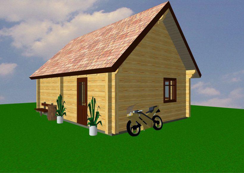 Konvesta – Rąstinių namų gamyba, statyba ir įrengimas gamina gyvenamuosius rąstinius namus, pirtis, poilsio ir sodo namelius, pavėsines.     Pirtis Kaliningrad 42Kv.m