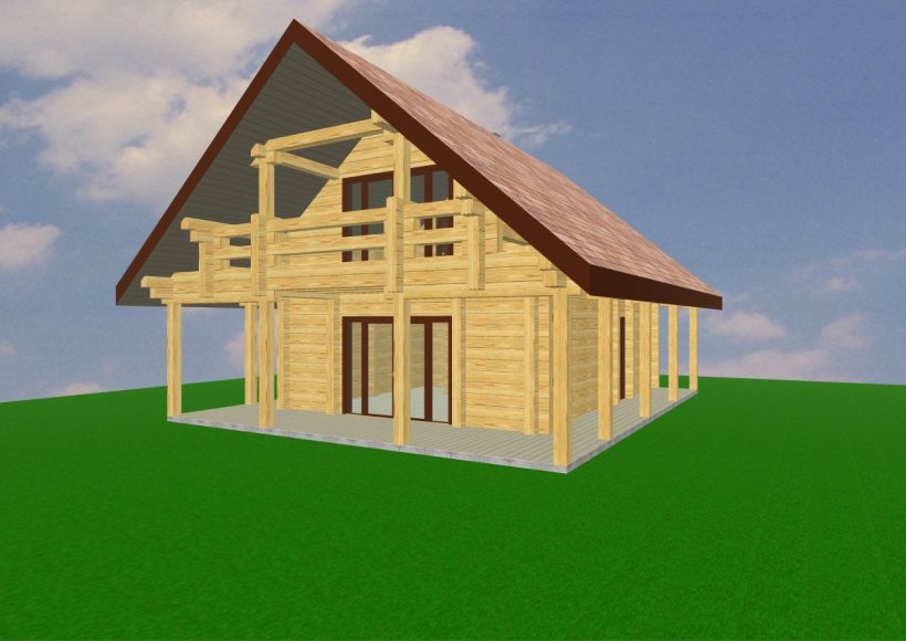 Konvesta – Rąstinių namų gamyba, statyba ir įrengimas gamina gyvenamuosius rąstinius namus, pirtis, poilsio ir sodo namelius, pavėsines.  |  Pirtis Latvija 2 123Kv.m