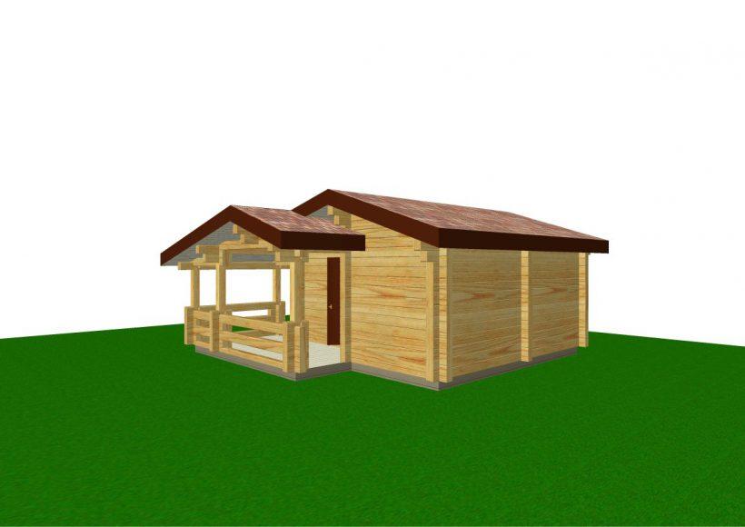 Konvesta – Rąstinių namų gamyba, statyba ir įrengimas gamina gyvenamuosius rąstinius namus, pirtis, poilsio ir sodo namelius, pavėsines.     Pirtis 3 25Kv.m