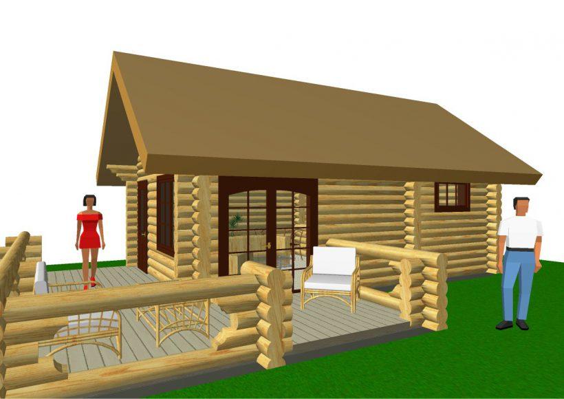 Konvesta – Rąstinių namų gamyba, statyba ir įrengimas gamina gyvenamuosius rąstinius namus, pirtis, poilsio ir sodo namelius, pavėsines.  |  Plateliai