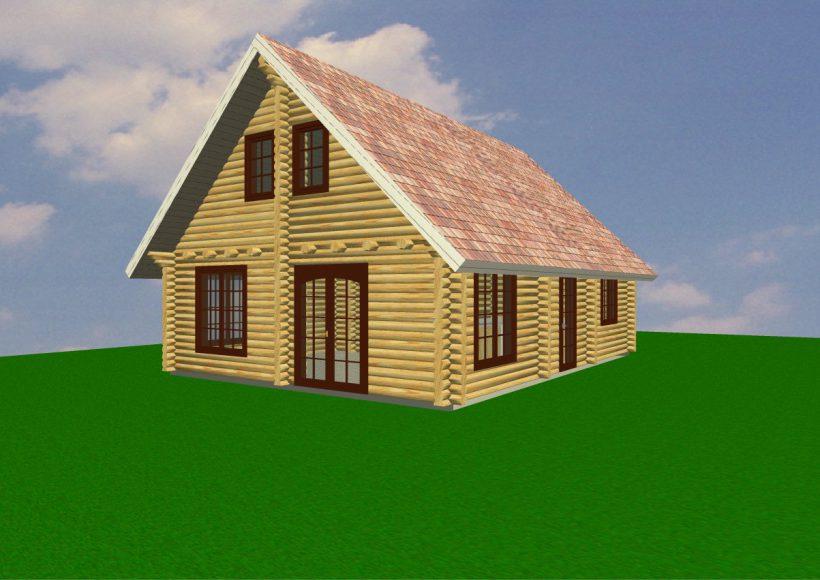 Konvesta – Rąstinių namų gamyba, statyba ir įrengimas gamina gyvenamuosius rąstinius namus, pirtis, poilsio ir sodo namelius, pavėsines.  |  Signe Maria 65Kv.m