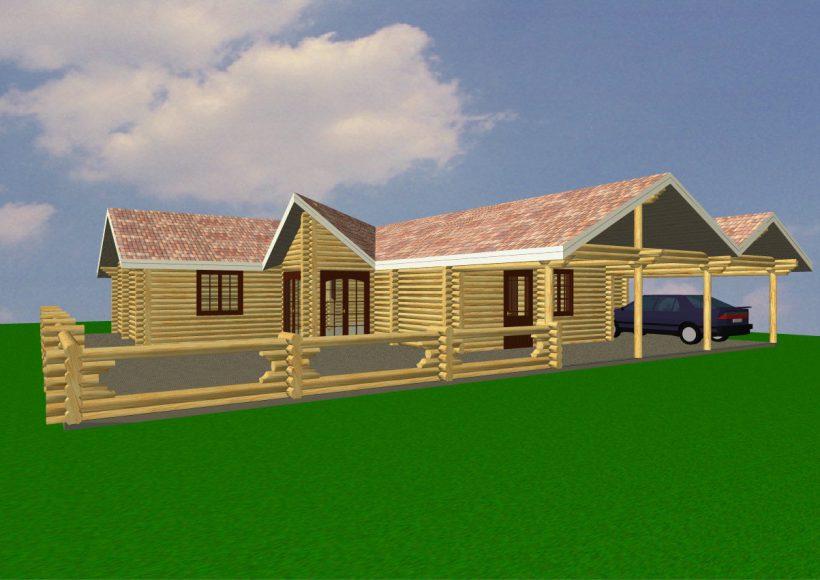 Konvesta – Rąstinių namų gamyba, statyba ir įrengimas gamina gyvenamuosius rąstinius namus, pirtis, poilsio ir sodo namelius, pavėsines.  |  Stenshybus 2