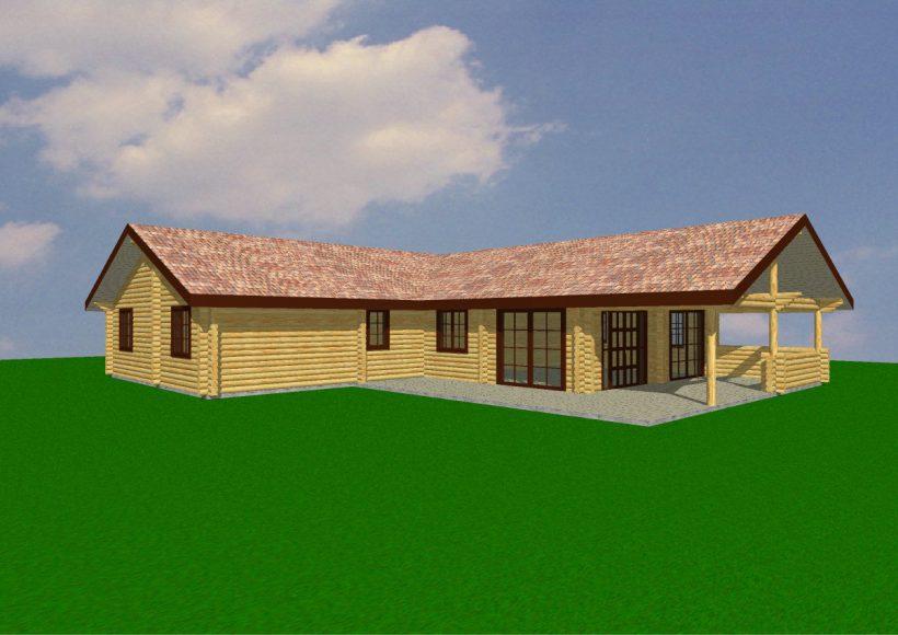 Konvesta – Rąstinių namų gamyba, statyba ir įrengimas gamina gyvenamuosius rąstinius namus, pirtis, poilsio ir sodo namelius, pavėsines.  |  Vig 178Kv.m