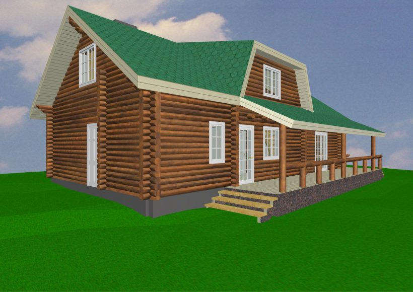 Konvesta – Rąstinių namų gamyba, statyba ir įrengimas gamina gyvenamuosius rąstinius namus, pirtis, poilsio ir sodo namelius, pavėsines.  |  Gaspada