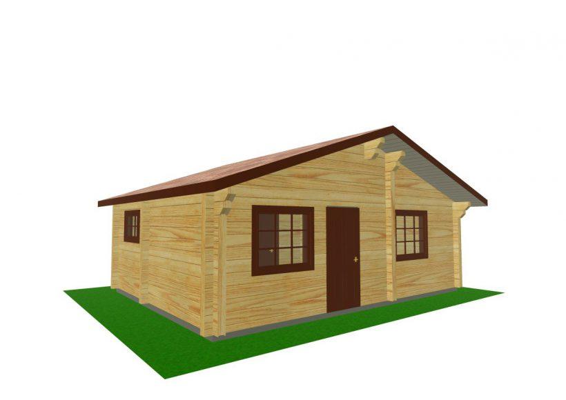 Konvesta – Rąstinių namų gamyba, statyba ir įrengimas gamina gyvenamuosius rąstinius namus, pirtis, poilsio ir sodo namelius, pavėsines.     Dieter