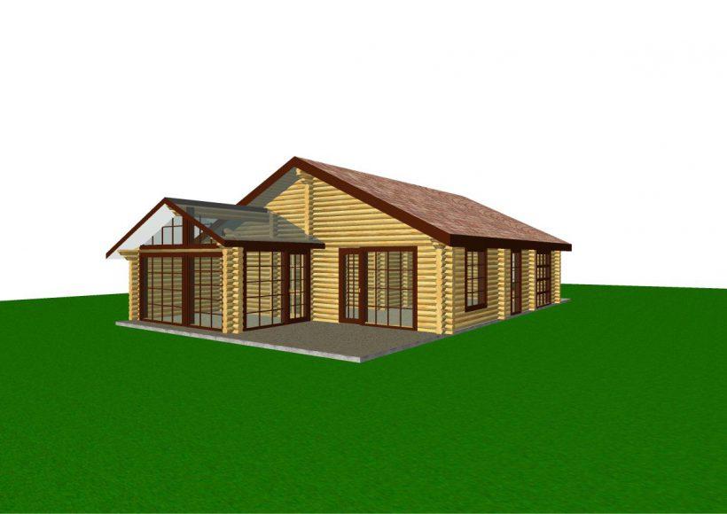Konvesta – Rąstinių namų gamyba, statyba ir įrengimas gamina gyvenamuosius rąstinius namus, pirtis, poilsio ir sodo namelius, pavėsines.  |  Egaa