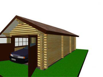 Projektas Garazas 1