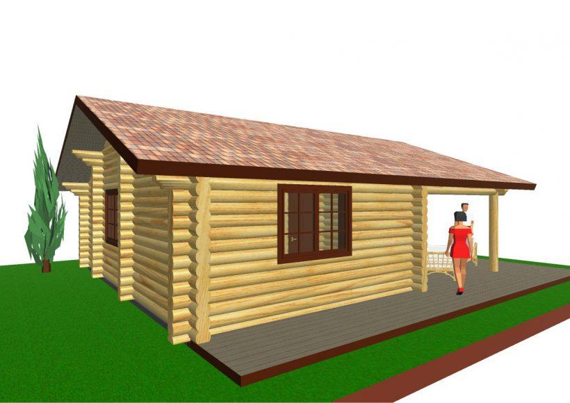 Konvesta – Rąstinių namų gamyba, statyba ir įrengimas gamina gyvenamuosius rąstinius namus, pirtis, poilsio ir sodo namelius, pavėsines.     Gedminai
