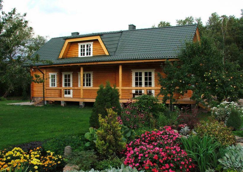 Konvesta – Rąstinių namų gamyba, statyba ir įrengimas gamina gyvenamuosius rąstinius namus, pirtis, poilsio ir sodo namelius, pavėsines.  |  Gaspada 200Kv.m
