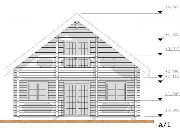 Projektas Maison 2