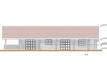 Projektas Gerda 191Kv.m