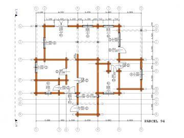 Projektas Parcel 94 111Kv.m