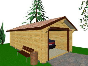 Projektas Garazas 2